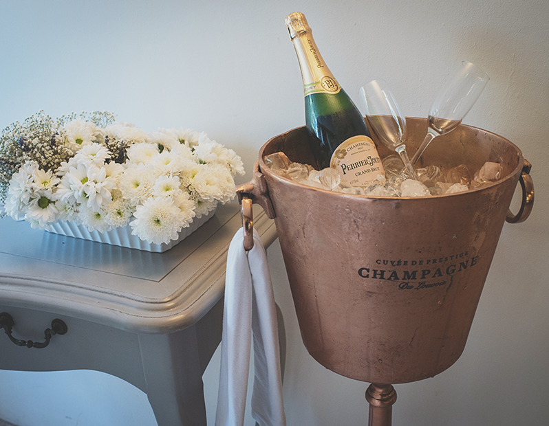 Champagne Room Service –Perrier-Jouet Grand Brut